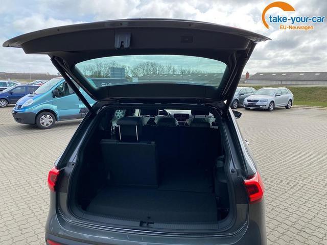 Seat Tarraco Style 1.5 TSI 7-Sitzer 150PS/110kW DSG7 2021