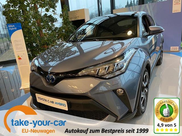 Toyota C-HR - C-LUB Premium 1.8 Hybrid 122PS/90kW CVT 2021 Vorlauffahrzeug