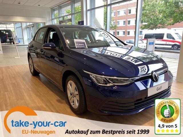 Volkswagen Golf - Style 1.5 eTSI 150PS/110kW DSG7 2021 Vorlauffahrzeug