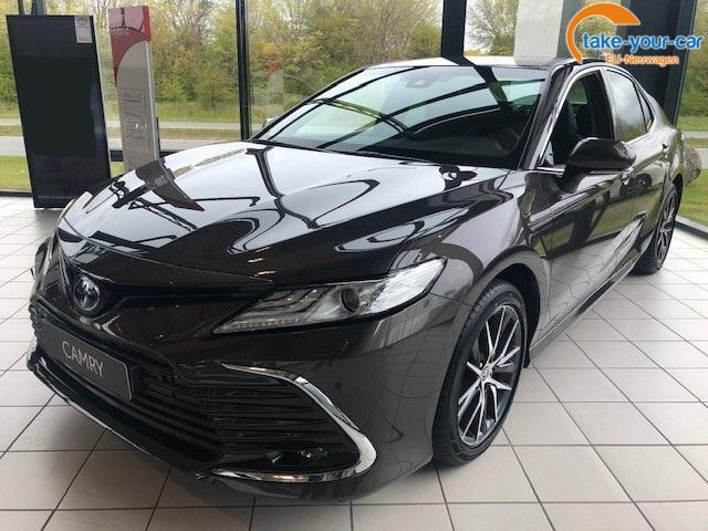 Toyota Camry H3 Executive 2.5 VVT-i Hybrid 218PS/160kW CVT 2021