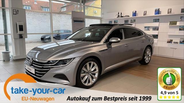 Volkswagen Arteon - Elegance 2.0 TSI 190PS/140kW DSG7 2021 Vorlauffahrzeug