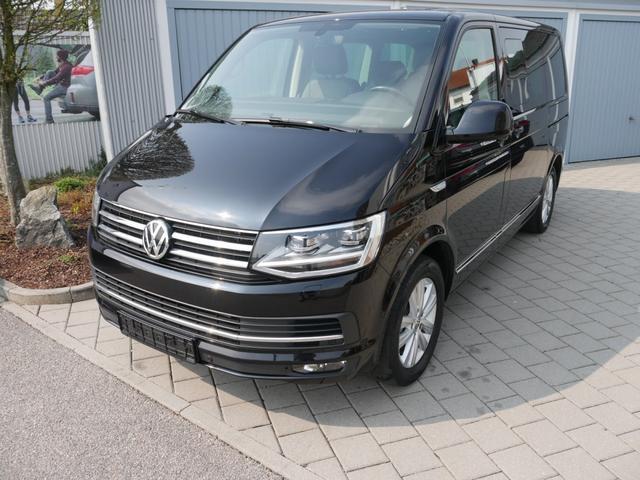 Gebrauchtfahrzeug Volkswagen T6 Multivan - 2.0 TDI DPF DSG HIGHLINE KR   BMT AHK LEDER/ALCANTARA LED NAVI PDC SHZG 7-SITZER