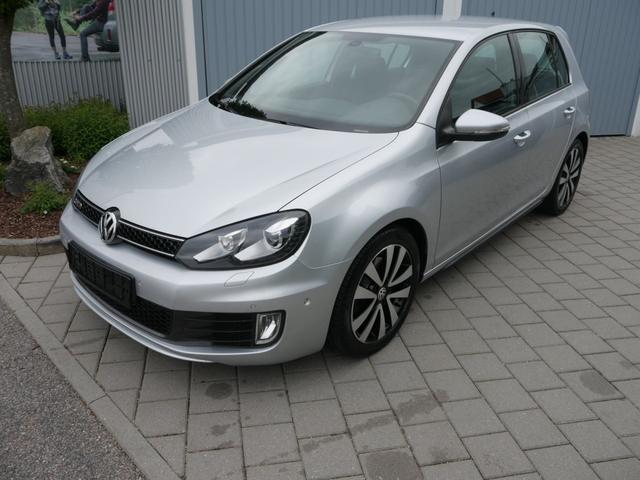 Gebrauchtfahrzeug Volkswagen Golf - VI 2.0 TDI DPF GTD   WINTERPAKET NAVI XENON PARK ASSIST SITZHEIZUNG
