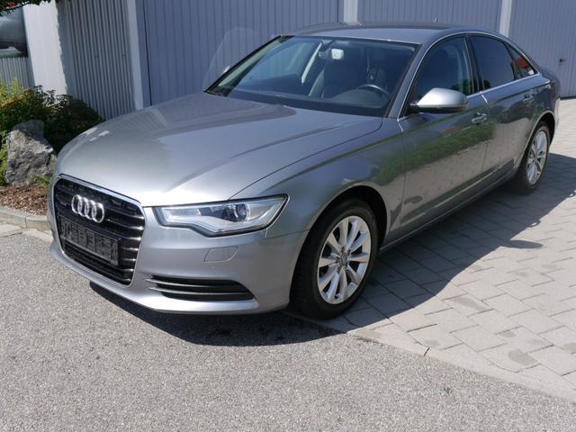 Gebrauchtfahrzeug Audi A6 - 3.0 TDI DPF QUATTRO   S-TRONIC AHK LEDER STANDHEIZUNG NAVI & XENON PLUS