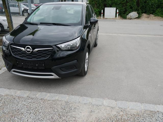 Gebrauchtfahrzeug Opel Crossland X - 1.2 TURBO INNOVATION   NAVI PDC SITZHEIZUNG LENKRADHEIZUNG TEMPOMAT