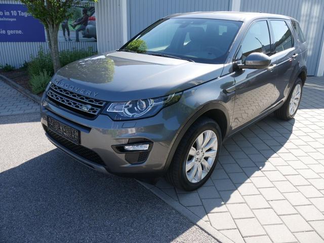 Gebrauchtfahrzeug Land Rover Discovery Sport - 2.0 Td4 SE   AUTOMATIK AHK NAVI XENON PDC SHZG RÜCKFAHRKAMERA 19 ZOLL