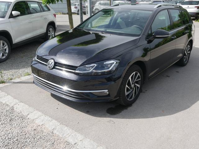 Gebrauchtfahrzeug Volkswagen Golf Variant - VII 1.5 TSI ACT JOIN   ACC NAVI LED PARK ASSIST SITZHEIZUNG 5 JAHRE GARANTIE