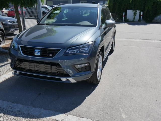 Lagerfahrzeug Seat Ateca - 1.5 EcoTSI DSG ACT FR   4DRIVE VOLL-LED NAVI RÜCKFAHRKAMERA PDC SHZG 18 ZOLL
