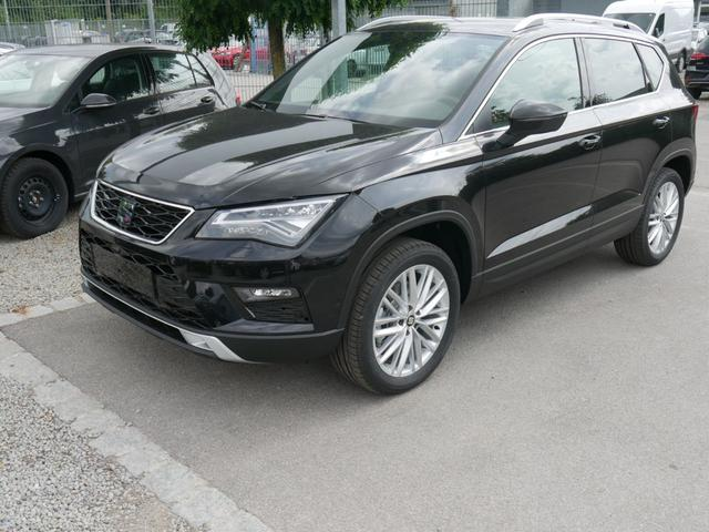 Lagerfahrzeug Seat Ateca - 2.0 TDI DPF DSG XCELLENCE   4DRIVE ACC TOP-VIEW-KAMERA VOLL-LED NAVI PARKLENKASSISTENT