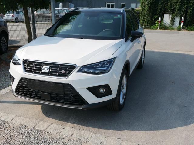 Lagerfahrzeug Seat Arona - 1.5 EcoTSI ACT FR   NAVI VOLL-LED PARKTRONIC SITZHEIZUNG TEMPOMAT 17 ZOLL