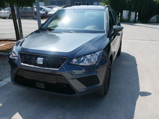 Lagerfahrzeug Seat Arona - 1.0 TSI REFERENCE   WINTERPAKET PARKTRONIC SITZHEIZUNG KLIMA START-STOPP