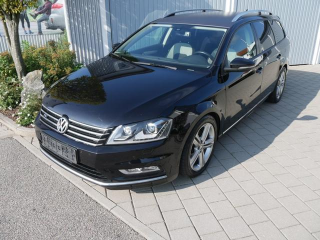 Gebrauchtfahrzeug Volkswagen Passat Variant - 2.0 TDI DPF R-LINE   BMT AHK NAVI RNS 315 XENON PDC SHZG TEMPOMAT