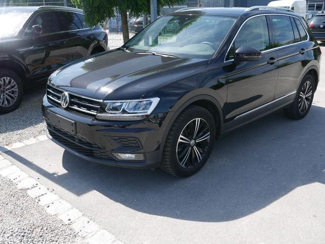 Gebrauchtfahrzeug Volkswagen Tiguan - 1.5 TSI ACT JOIN   AHK 18 ZOLL LED NAVI ACC PARK ASSIST RÜCKFAHRKAMERA