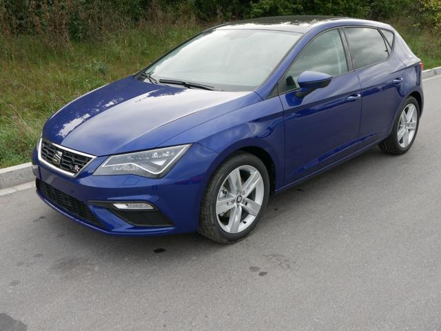 Lagerfahrzeug Seat Leon - 1.5 TSI ACT FR   PANORAMA-SD VOLL-LED NAVI PDC SHZG TEMPOMAT 17 ZOLL