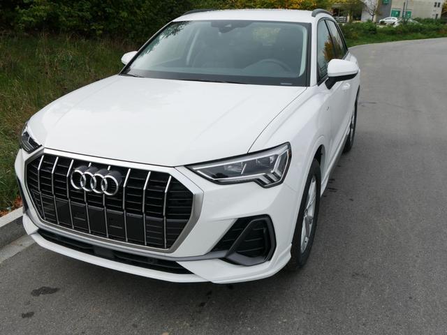Gebrauchtfahrzeug Audi Q3 - 35 TFSI CoD S-LINE EXTERIEUR   MMI NAVI PLUS LED VIRTUAL COCKPIT PDC SHZG 18 ZOLL