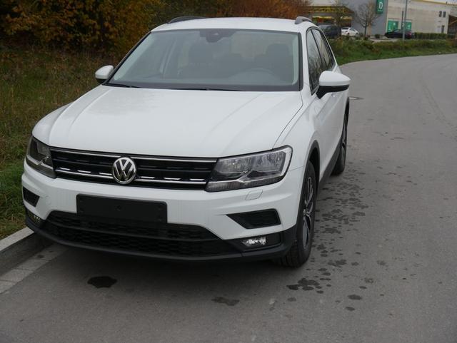 Volkswagen Tiguan      1.5 TSI ACT TRENDLINE * WINTERPAKET PDC SHZG TEMPOMAT KLIMAAUTOMATIK