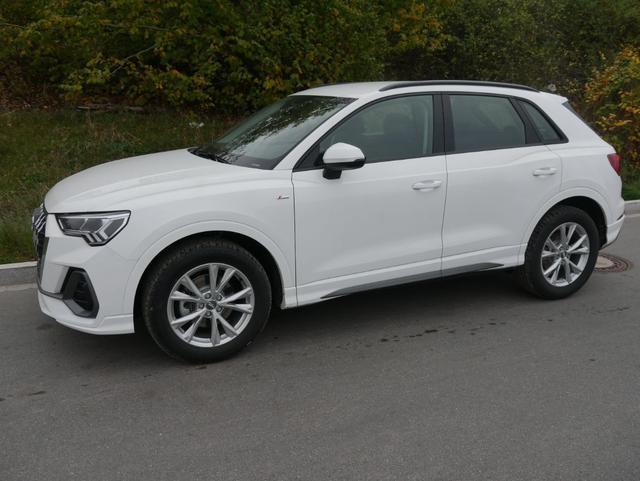 Gebrauchtfahrzeug Audi Q3 - 35 TDI DPF QUATTRO S-LINE EXTERIEUR   MMI NAVI PLUS LED VIRTUAL COCKPIT PDC SHZG
