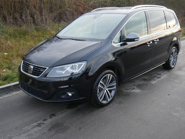 Lagerfahrzeug Seat Alhambra - 2.0 TDI DPF DSG FR-LINE   4DRIVE AHK NAVI XENON KAMERA KESSY 7-SITZER