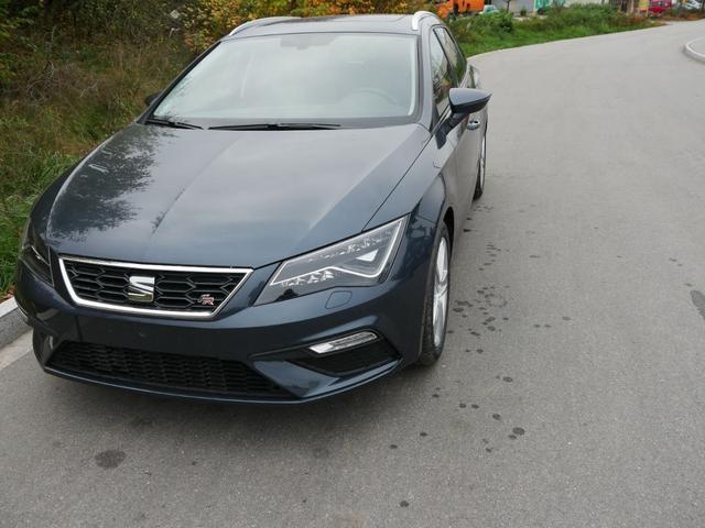 Lagerfahrzeug Seat Leon Sportstourer ST - 1.5 TSI ACT DSG FR   PANORAMA-SD NAVI VOLL-LED PDC SHZG TEMPOMAT 17 ZOLL