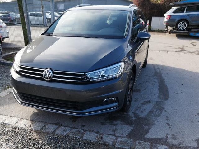 Gebrauchtfahrzeug Volkswagen Touran - 1.0 TSI JOIN   LED ACC NAVI PARK ASSIST SHZG 5 JAHRE GARANTIE 7-SITZER