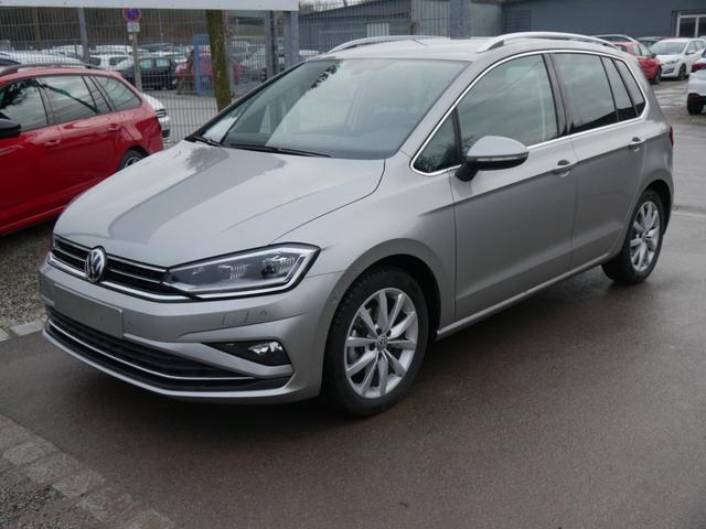 Gebrauchtfahrzeug Volkswagen Golf Sportsvan - 1.5 TSI ACT DSG HIGHLINE   BUSINESS-PREMIUM ACC LED NAVI PARK ASSIST