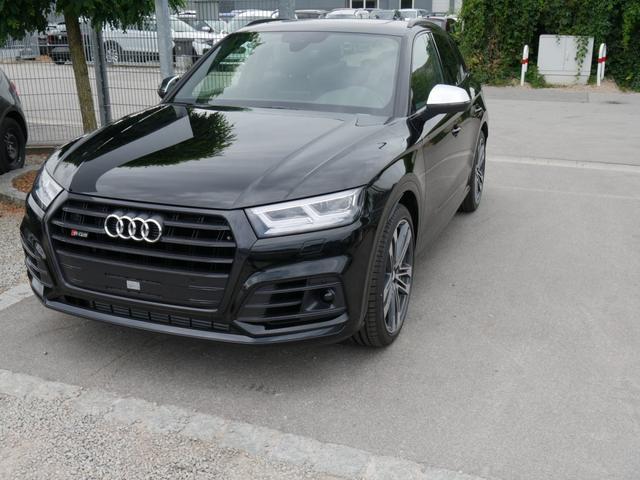 Gebrauchtfahrzeug Audi SQ5 - TDI DPF QUATTRO   AHK PANORAMA LEDER 21 ZOLL NAVI PLUS STANDHEIZUNG
