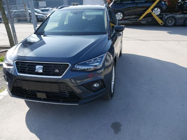 Lagerfahrzeug Seat Arona - 1.0 EcoTSI FR   NAVI VOLL-LED PARKTRONIC SITZHEIZUNG TEMPOMAT 17 ZOLL