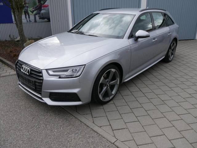 Audi A4 Avant      2.0 TFSI ULTRA SPORT * S-LINE S-TRONIC 19 ZOLL LED-SCHEINWERFER NAVI