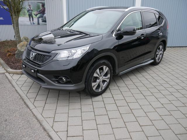 Gebrauchtfahrzeug Honda CR-V - 2.2 i-DTEC 4WD DPF EXECUTIVE   AHK LEDER BEIGE PANORAMA-GLASDACH NAVI XENON PDC
