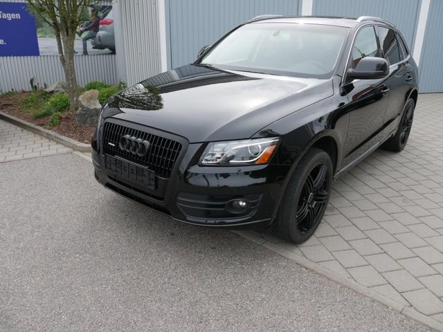 Audi Q5      3.2 FSI QUATTRO * TIPTRONIC 20 ZOLL LEDER PANORAMA-DACH NAVI PLUS XENON RÜCKFAHRKAMERA