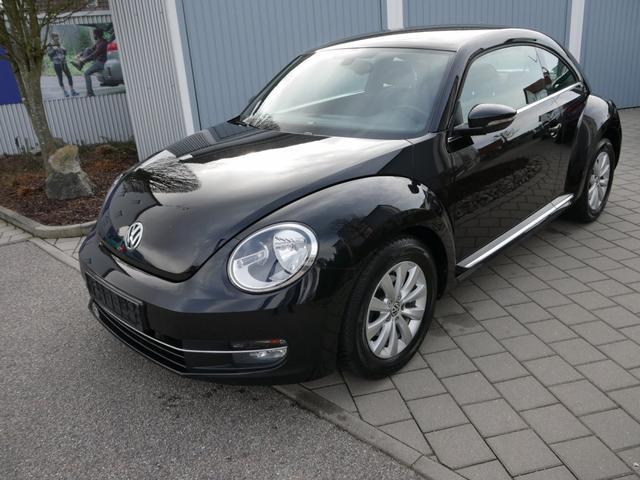 Gebrauchtfahrzeug Volkswagen Beetle - 1.4 TSI DSG DESIGN   BMT WINTERPAKET PDC SITZHEIZUNG TEMPOMAT KLIMAAUTOMATIK
