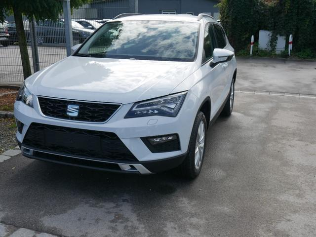 Lagerfahrzeug Seat Ateca - 1.5 EcoTSI DSG ACT STYLE   NAVI VOLL-LED PARKLENKASSISTENT SHZG TEMPOMAT 17 ZOLL