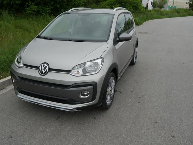 Vorlauffahrzeug Volkswagen up! - 1.0 CROSS UP!   WINTER PACK PARKTRONIC SHZG TEMPOMAT 16 ZOLL START-STOPP
