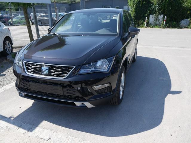 Lagerfahrzeug Seat Ateca - 1.5 EcoTSI DSG ACT STYLE   WINTERPAKET FULL-LINK-NAVI PDC SHZG TEMPOMAT
