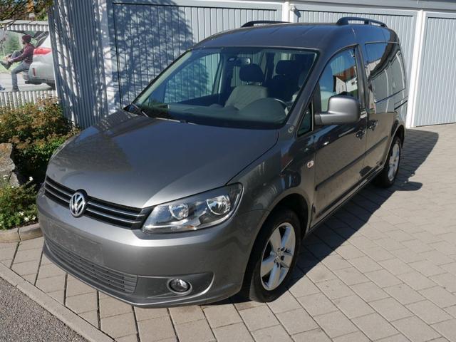 Gebrauchtfahrzeug Volkswagen Caddy - Kombi 2.0 TDI DPF DSG COMFORTLINE   NAVI TEMPOMAT KLIMA LM-FELGEN 16 ZOLL 7-SITZER
