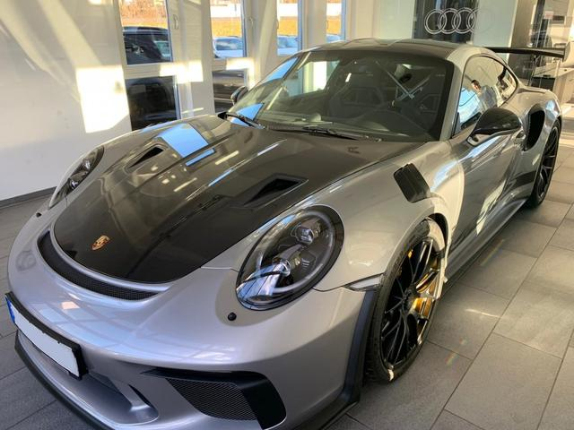 Lagerfahrzeug Porsche 911 - GT3 RS PDK   20 & 21 ZOLL FELGEN KERAMIKBREMSANLAGE LED NAVI KAMERA LEDER/ALCANTARA