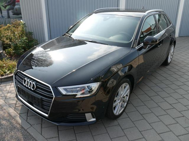 Audi A3 Sportback      2.0 TDI DPF SPORT * ACC BUSINESS-& ASSISTENZPAKET NAVI MMI TOUCH XENON