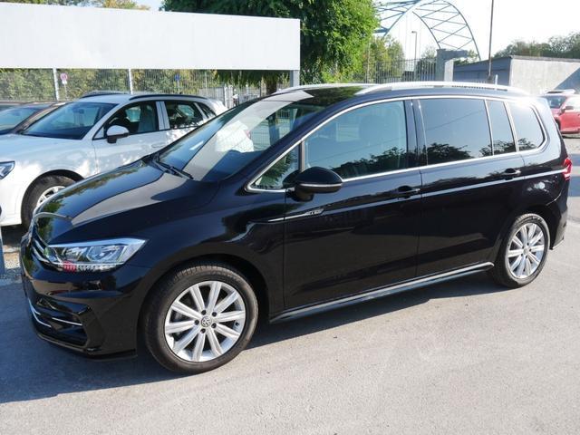 Volkswagen Touran      2.0 TDI DPF HIGHLINE * R-LINE EXTERIEUR ACC LED NAVI KAMERA PDC 7-SITZER