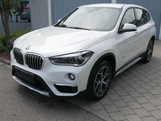 Gebrauchtfahrzeug BMW X1 - xDrive 20d DPF XLINE   LED 18 ZOLL PARKTRONIC SHZG TEMPOMAT KLIMAAUTOMATIK