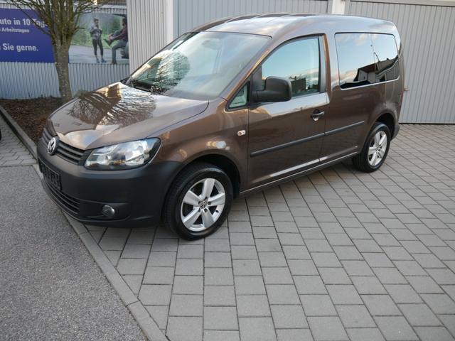 Volkswagen Caddy Kastenwagen      1.6 TDI DPF ECOPROFI * AHK PDC SHZG WASSERZUSATZHEIZUNG