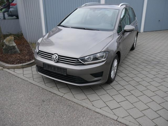 Volkswagen Golf Sportsvan      VII 1.4 TSI COMFORTLINE * BMT PDC SITZHEIZUNG TEMPOMAT LM-FELGEN 15 ZOLL