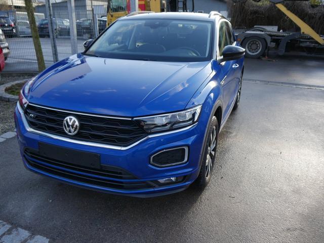 Gebrauchtfahrzeug Volkswagen T-Roc - 1.0 TSI STYLE   R-LINE EXTERIEUR BUSINESS-PAKET LED NAVI ACC PARK ASSIST