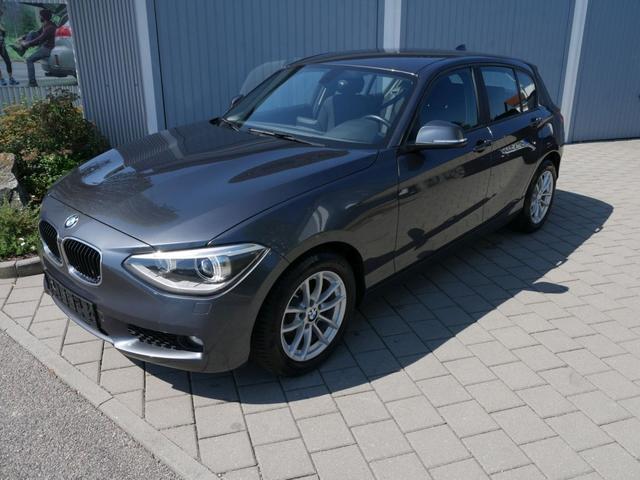 Gebrauchtfahrzeug BMW 1er - 118d DPF   ADVANTAGE- & FAHRKOMFORT-PAKET NAVI XENON PARKTRONIC SITZHEIZUNG