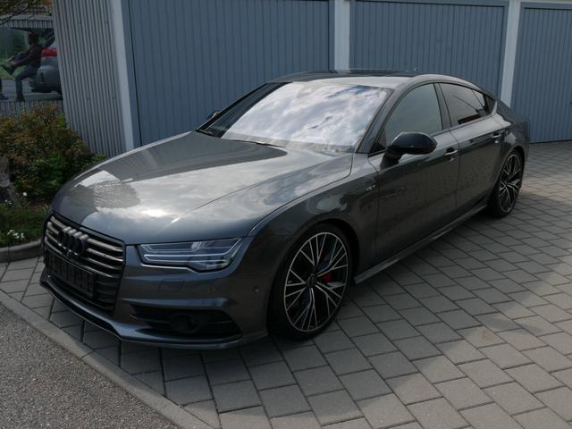 Audi A7 Sportback      3.0 TDI DPF V6 COMPETITION QUATTRO * S-TRONIC MATRIX LED LUFTFEDERUNG STANDHEIZUNG