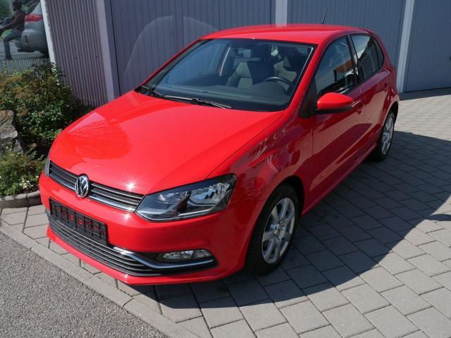 Volkswagen Polo      V 1.2 TSI COMFORTLINE * BMT KLIMA START-& STOPP CD BORDCOMPUTER