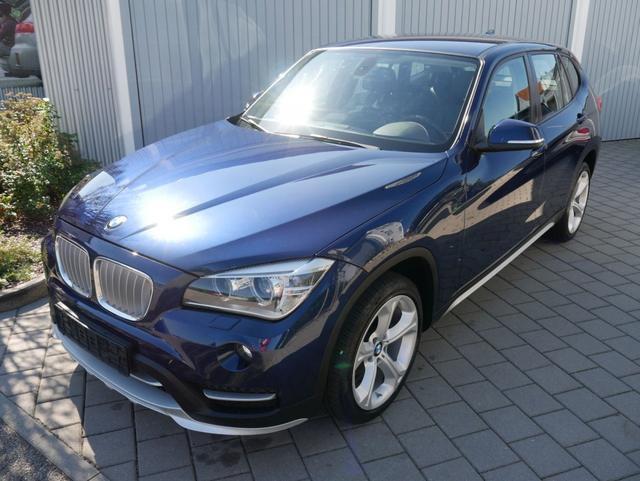 BMW X1      xDrive 18d DPF XLINE * BUSINESS-PAKET 18 ZOLL LEDER NAVI XENON PDC SITZHEIZUNG