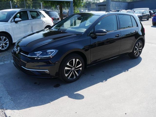 Volkswagen Golf      VII 1.5 TSI ACT IQ.DRIVE * ACC NAVI LED PARK ASSIST SHZG KLIMAAUTOMATIK