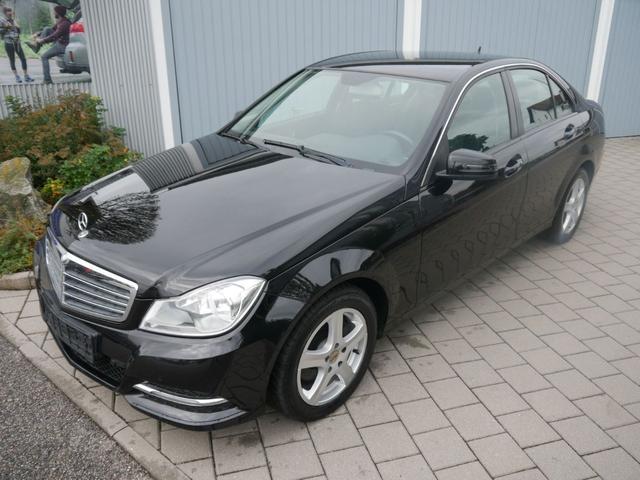 Gebrauchtfahrzeug Mercedes-Benz C-Klasse - C 220 CDI DPF BE   NAVI BECKER MAP PILOT PARKTRONIC SHZG KLIMAAUTOMATIK