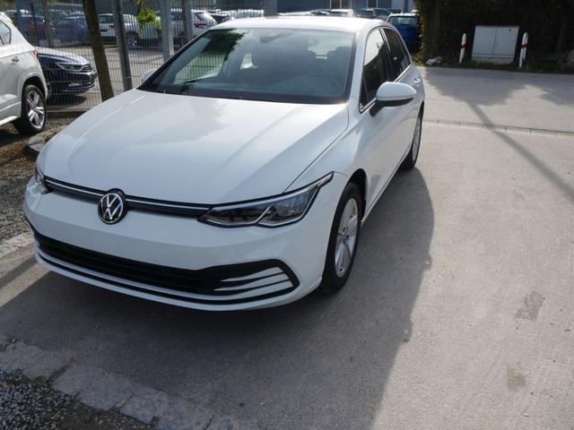 Lagerfahrzeug Volkswagen Golf - VIII 1.0 TSI   WINTERPAKET LED PARKTRONIC APP-CONNECT SITZ-& LENKRADHEIZUNG