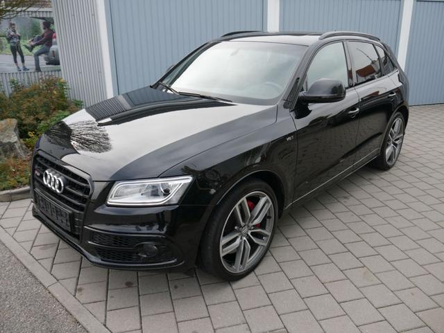 Gebrauchtfahrzeug Audi SQ5 - 3.0 TDI DPF PLUS   QUATTRO TIPTRONIC PANORAMA-SD KOMFORTSCHLÜSSEL NAVI & PDC